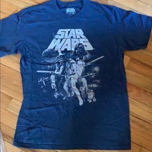 Star Wars Men's Medium Tshirt